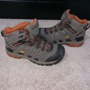 Keen Dry Waterproof Work Hiking Boots 12D EUC